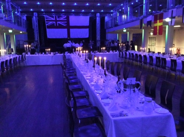 HMS Ceres Commissioning Dinner