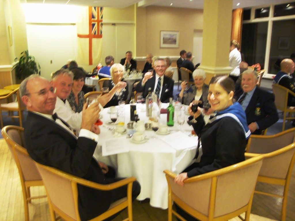RNA members and guests