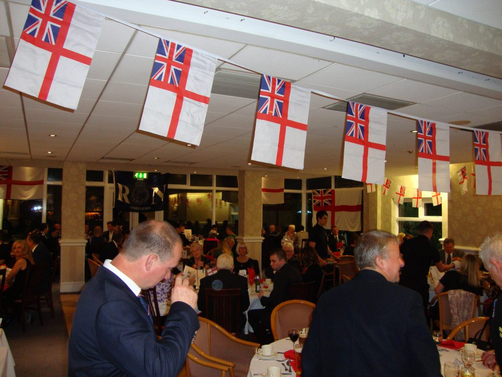 Trafalgar Night 2016 guests